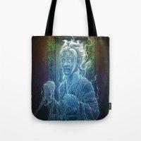 Marley's Christmas Carol Tote Bag