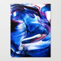Phantom Canvas Print