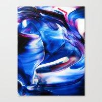 Phantom Canvas Print