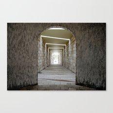 beams 2 Canvas Print