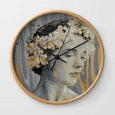 Portrait Wall Clock