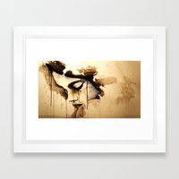 45701 Framed Art Print