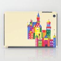 Neuschwanstein Castle iPad Case