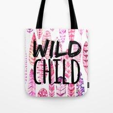 Wild Child Tote Bag
