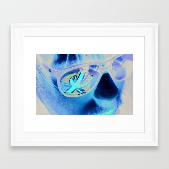 Jack Eye Framed Art Print