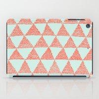 try-angles iPad Case