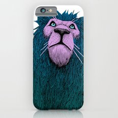 Lion Bust iPhone 6 Slim Case