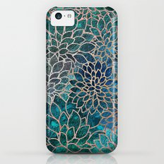 Floral Abstract 4 iPhone 5c Slim Case