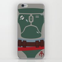 Boba Fett iPhone Case iPhone & iPod Skin