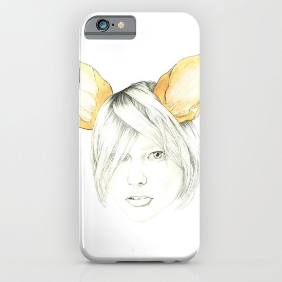 Chihuahua girl iPhone & iPod Case