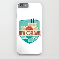 iPhone & iPod Case featuring NEW ORLEANS by Fedi