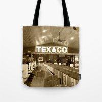 Texaco Tote Bag