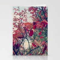 Colours of nature Stationery Cards