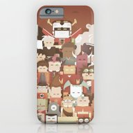 The Nick Yorkers Family … iPhone 6 Slim Case