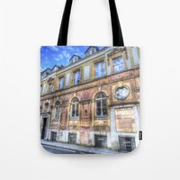 Victorian London Tote Bag
