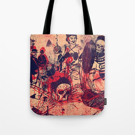 Boom Doom Ka Doom Tote Bag
