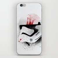 The Traitor iPhone & iPod Skin