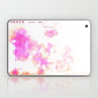 Where Were We? Laptop & iPad Skin