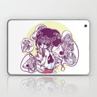 She (There's Nothing Left To Do But Sink) Laptop & iPad Skin