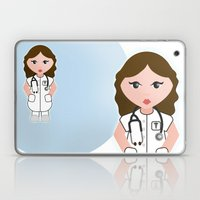 Job Series: The Doctor Laptop & iPad Skin