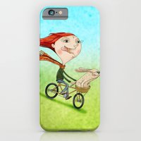 Bicicleta iPhone 6 Slim Case