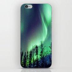 Northern Lights in Yellowknife iPhone & iPod Skin