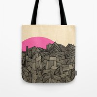 - Obscure The Pink Shade… Tote Bag