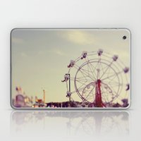 Cotton Candy Daydreams Laptop & iPad Skin