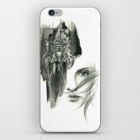 Zodiac - scorpio iPhone & iPod Skin