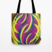 Entwined Feedback Tote Bag