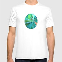 Frozen In Time Mens Fitted Tee White SMALL