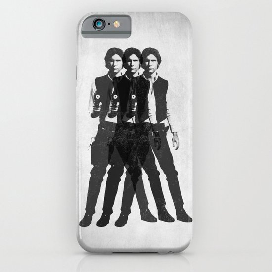 Triple Harrison  iPhone & iPod Case