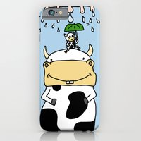 Cow story iPhone 6 Slim Case