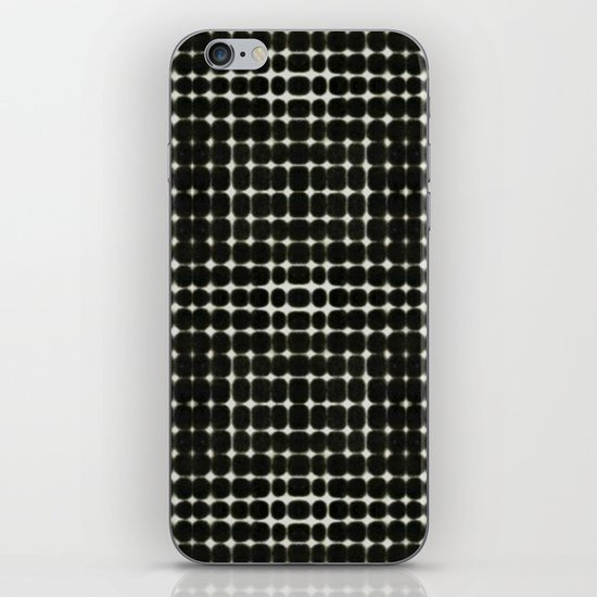 Deelder Black iPhone & iPod Skin