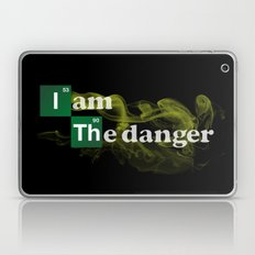 Danger is My Middle Name Laptop & iPad Skin