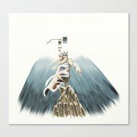THOR: Bring the Thunder! Canvas Print