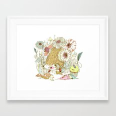 We're Cuter Than Your Boyfriends 2/2 Framed Art Print