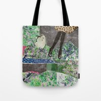Garden Of Sparkles Tote Bag