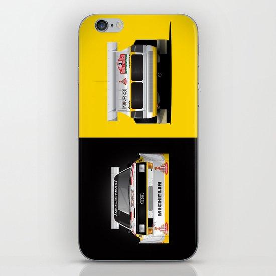 Group B Edition, N.º3, Audi Quattro S1 iPhone & iPod Skin