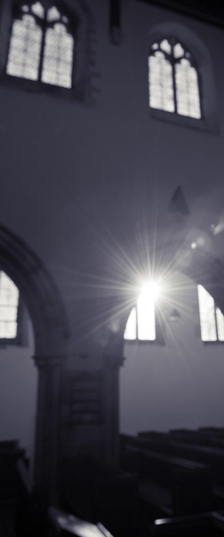 blurred faith... Art Print