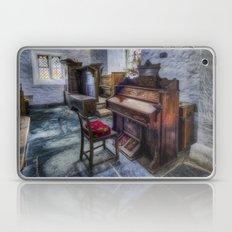 Olde Church Organ Laptop & iPad Skin