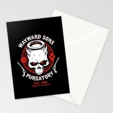 Wayward Sons Stationery Cards