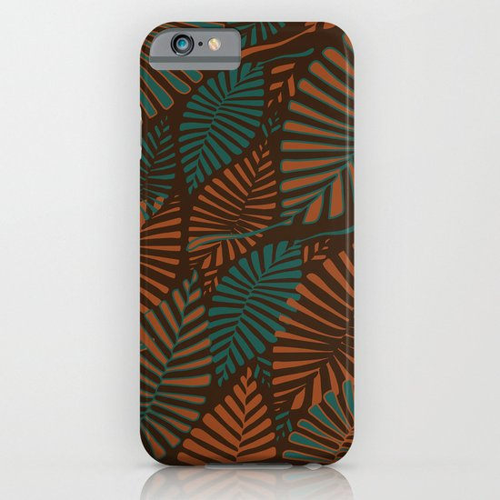 ORGANIC LEAVES iPhone & iPod Case