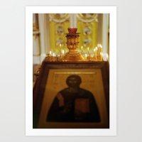 Altar Art Print
