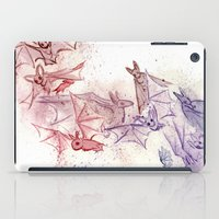 Flight of Bats iPad Case