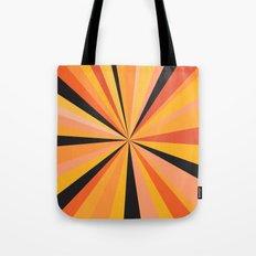 Zone Orange Tote Bag