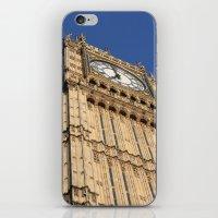 Big Ben, London (2012) iPhone & iPod Skin