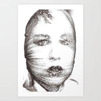 Accept Art Print