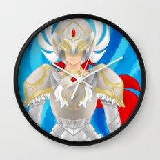 Leora of Valor Wall Clock