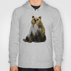 Bear Relaxing Hoody